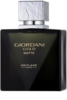 Oriflame Giordani Gold Notte toaletní voda pro muže 75 ml