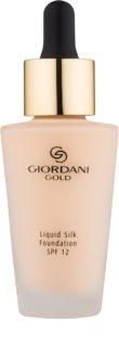 Oriflame Giordani Gold тональний крем для натурального вигляду шкіри SPF 12