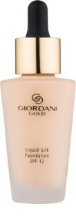 Oriflame Giordani Gold Make up für einen natürlichen Look SPF 12