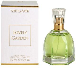 Oriflame Lovely Garden eau de toilette pentru femei 50 ml