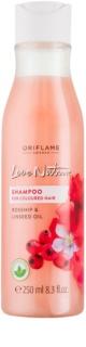 Oriflame Love Nature šampon pro barvené vlasy