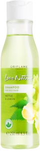 Oriflame Love Nature šampon pro mastné vlasy