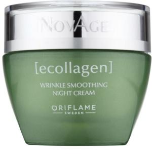 Oriflame Novage Ecollagen noční protivráskový krém