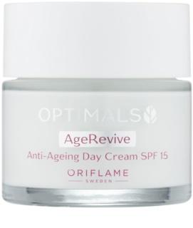 Oriflame Optimals crème de jour anti-rides SPF 15