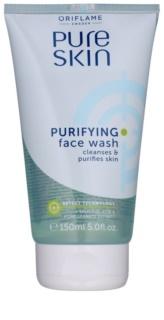 Oriflame Pure Skin čisticí gel pro všechny typy pleti