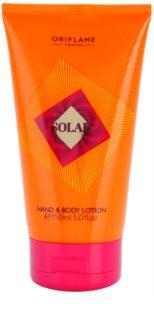 Oriflame Solar lapte de corp pentru femei 150 ml