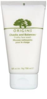 Origins Checks and Balances™ освежаваща почистваща пяна за лице
