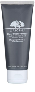 Origins Clear Improvement® почистваща маска за редуциране на кожния себум и минимизиране на порите