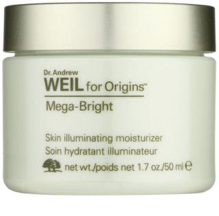 Origins Dr. Andrew Weil for Origins™ Mega-Bright хидратиращ крем  за озаряване на лицето
