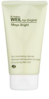 Origins Dr. Andrew Weil for Origins™ Mega-Bright пенлив почистващ гел за озаряване на лицето