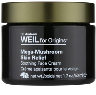 Origins Dr. Andrew Weil for Origins™ Mega-Mushroom хидратиращ крем  за успокояване на кожата