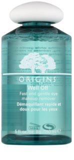 Origins Well Off® за премахване на очен грим