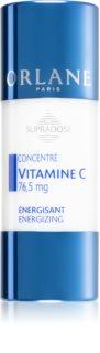 Orlane Supradose concentrado energizante e de proteção com vitamina C