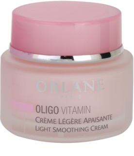 Orlane Oligo Vitamin Program Light Softening Cream For Sensitive Skin