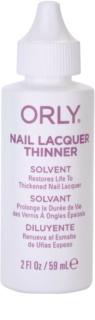 Orly Nail Lacquer Thinner rozcienczalnik do lakieru do paznokci