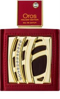 Oros Oros Holiday Edition Eau de Parfum voor Vrouwen  100 ml