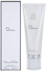 Oscar de la Renta Oscar leite corporal para mulheres 200 ml