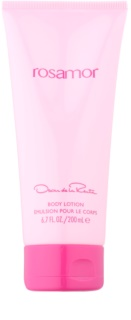Oscar de la Renta Rosamor Body Lotion for Women 200 ml