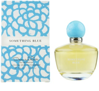 Oscar de la Renta Something Blue eau de parfum para mujer 100 ml