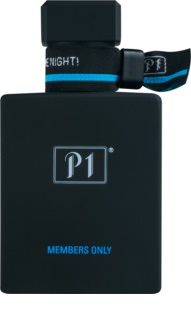 P1 Members Only Eau de Toilette für Herren 50 ml