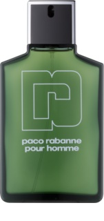 Paco Rabanne Pour Homme Eau de Toilette for Men 100 ml