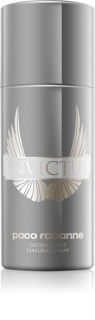 Paco Rabanne Invictus deodorant Spray para homens 150 ml