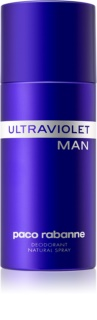 Paco Rabanne Ultraviolet Man Deo Spray voor Mannen 150 ml
