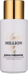 Paco Rabanne Lady Million leite corporal para mulheres 200 ml