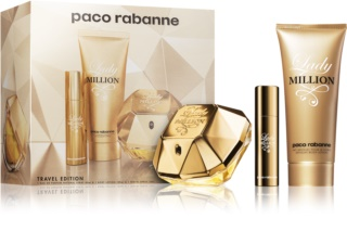 Paco Rabanne Lady Million lote de regalo