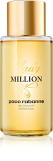 Paco Rabanne Lady Million gel de duche para mulheres 200 ml