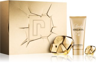 Paco Rabanne Lady Million lote de regalo I.