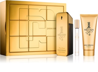 Paco Rabanne 1 Million lote de regalo I.