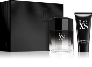 Paco Rabanne Black XS  coffret X. para homens