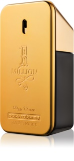 Paco Rabanne 1 Million Eau de Toilette für Herren 50 ml