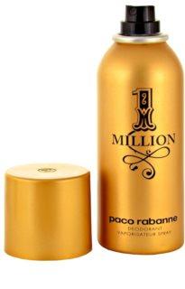 Paco Rabanne 1 Million deospray pre mužov 150 ml