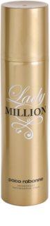 Paco Rabanne Lady Million Deo-Spray für Damen 150 ml