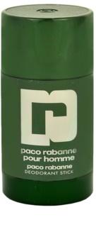 Paco Rabanne Pour Homme desodorizante em stick para homens 75 ml