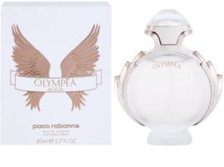 Paco Rabanne Olympea Aqua Eau de Toilette für Damen 80 ml