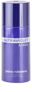 Paco Rabanne Ultraviolet Man deodorant Spray para homens 150 ml