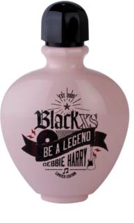 Paco Rabanne Black XS  Be a Legend Debbie Harry Eau de Toilette für Damen 80 ml limitierte Edition