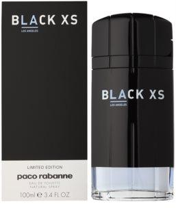 Paco Rabanne Black XS Los Angeles for Him eau de toilette férfiaknak 100 ml