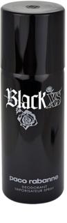 Paco Rabanne Black XS  Deo-Spray für Herren 150 ml