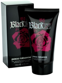 Paco Rabanne Black XS for Her тоалетно мляко за тяло за жени 150 мл.