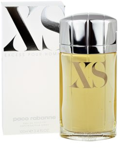Paco Rabanne XS pour Homme Eau de Toilette for Men 100 ml