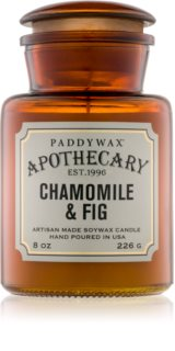 Paddywax Apothecary Chamomile & Fig Scented Candle 226 g