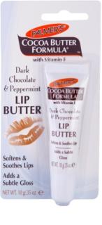 Palmer's Face & Lip Cocoa Butter Formula бальзам   для сухої шкіри губ