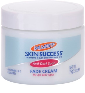 Palmer's Face & Lip Skin Success crème anti-rides anti-taches brunes