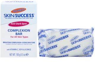 Palmer's Face & Lip Skin Success jemné mýdlo pro jednotný tón pleti