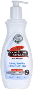 Palmer's Hand & Body Cocoa Butter Formula bálsamo corporal para pieles secas con efecto alisante