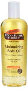 Palmer's Hand & Body Cocoa Butter Formula hydratační tělový olej pro suchou pokožku